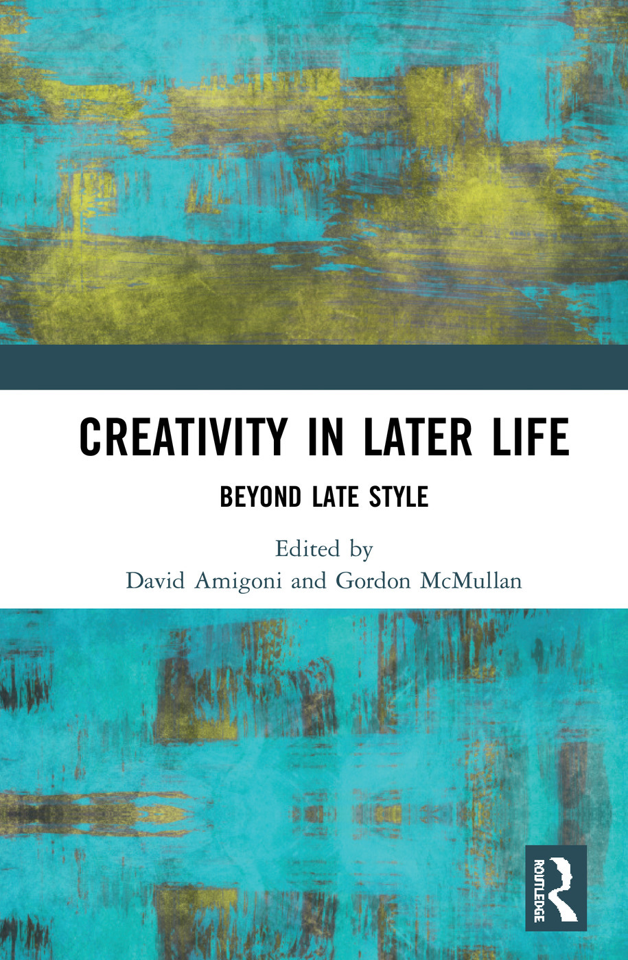 Book cover: Creativity in Later Life